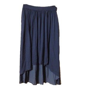 Zara | High Low flowy skirt